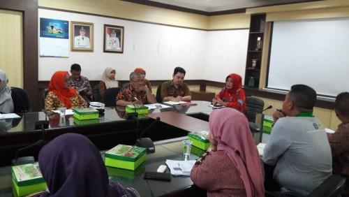 Rapat Persiapan Penerimaan Kunjungan Tim Sarling Ibu Gubernur Jawa Barat